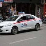 ベトナム(ハノイ)でのタクシーの乗り方