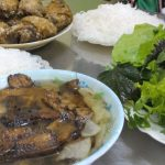 Kim Ma付近の美味しいBun Cha / Cua Hang Hoa