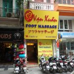 ハノイの旧市街にある格安マッサージ店 / Van Xuan(ヴァンスアン)