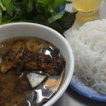 オバマ大統領が食した ブンチャー専門店 Huong Lien