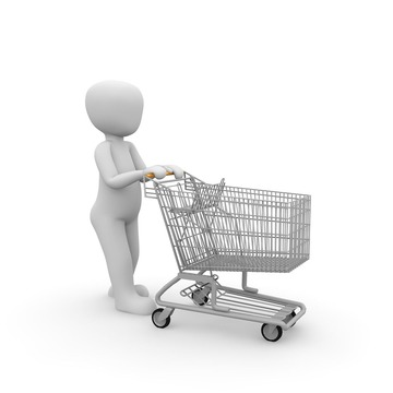 shopping-cart-1019926_1280